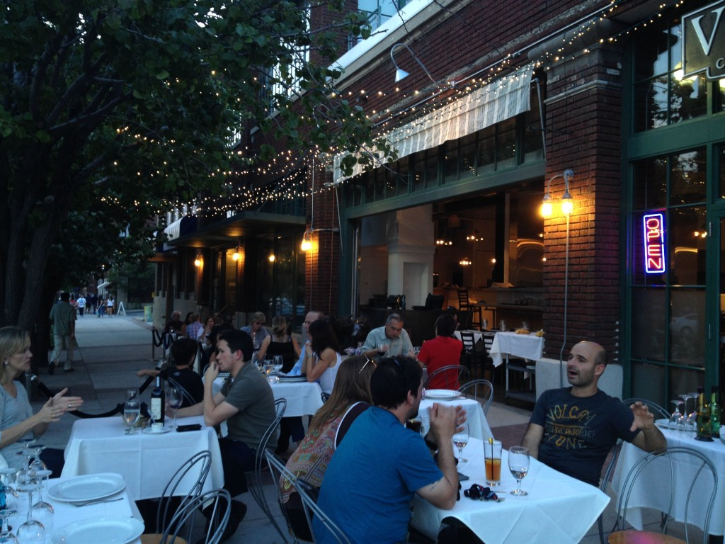Vivace Patio