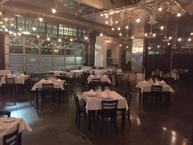 Vivace Private Events Room SLC