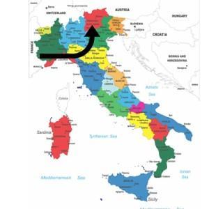 Trentino Alto Adige Region