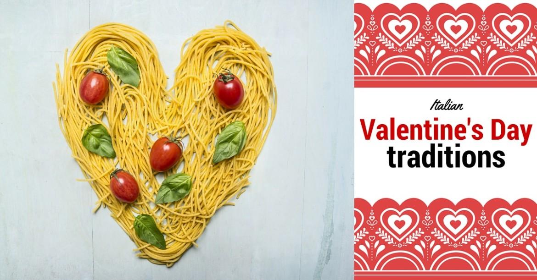 Italian Vday Traditions