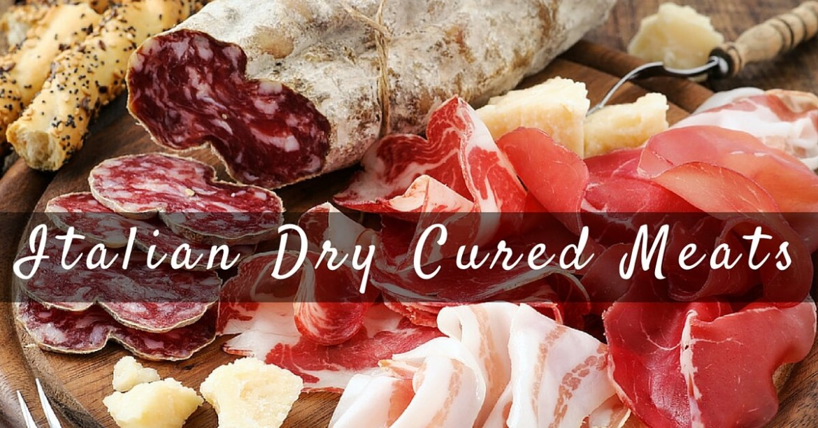 Italian Dry Cured Meats